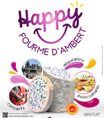 Happy Fourme à Nantes (44) - Octobre 2018
